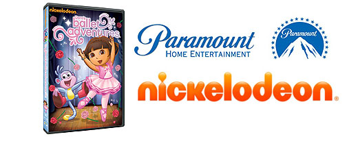 Dora's Ballet Adventures Now on DVD!