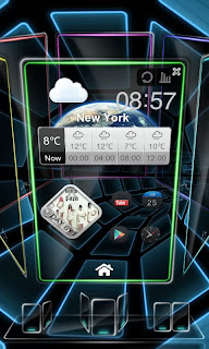 Next Time Tunnel livewallpaper v1.14