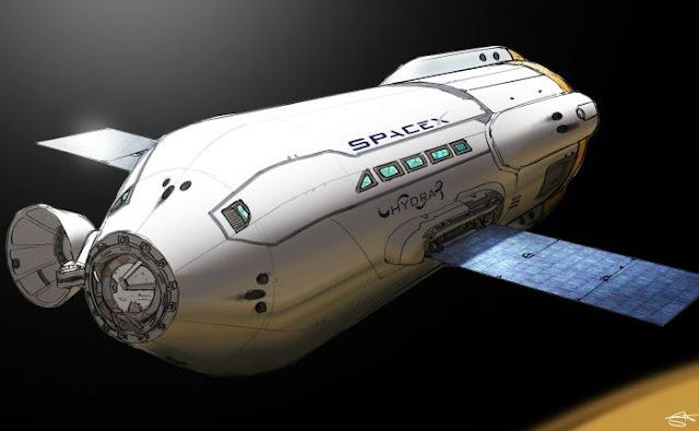 Transporte Colonizador de Marte