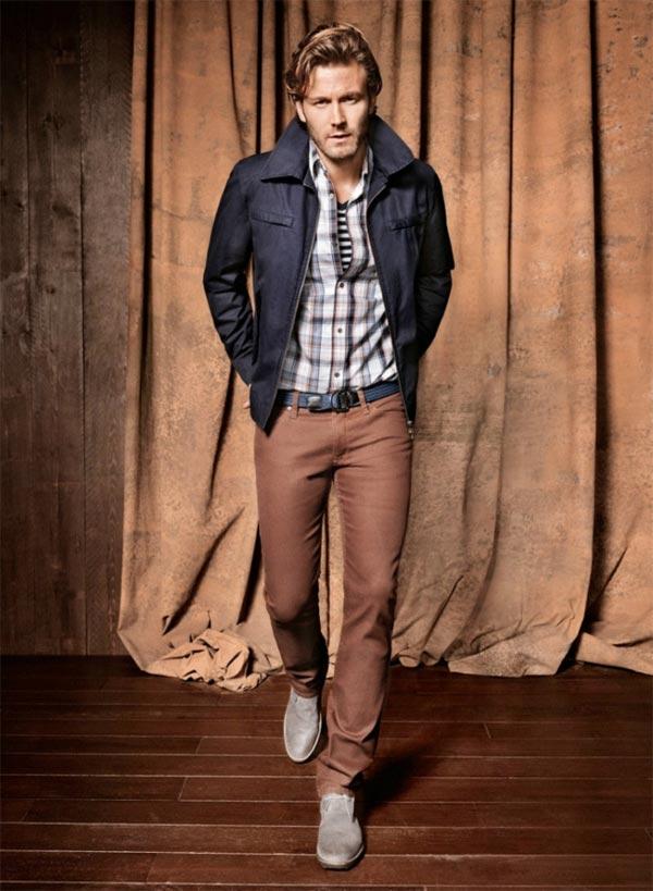 Fotos de Modelos de Camisas para Hombres Moda  - imagenes de camisas para hombre