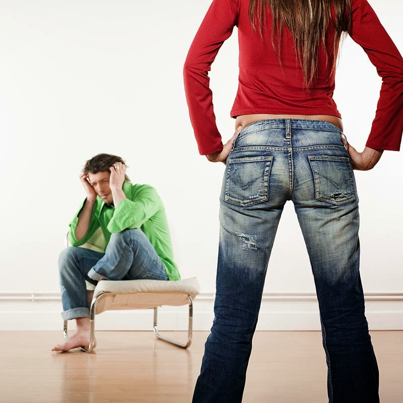 How To Deal With An Overbearing Wife