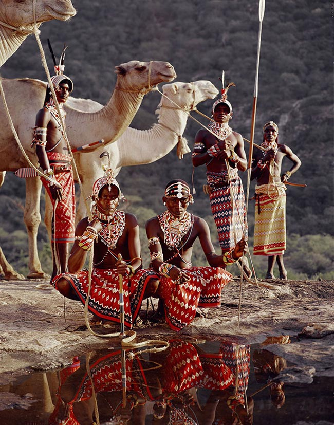 46 Must See Stunning Portraits Of The World's Remotest Tribes Before They Pass Away - Samburu, Kenya