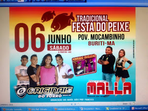 TRADICIONAL FESTA DO PEIXE