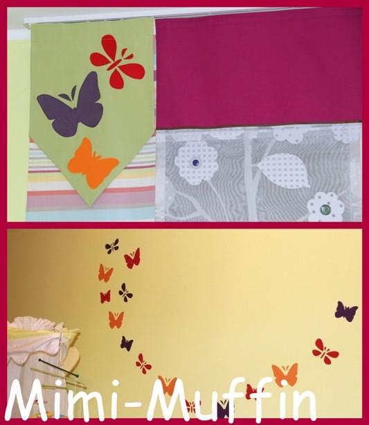 Mimi muffin emma s babyzimmer vorhang - Stoffe babyzimmer ...