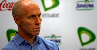 Bob Bradley with Egypt