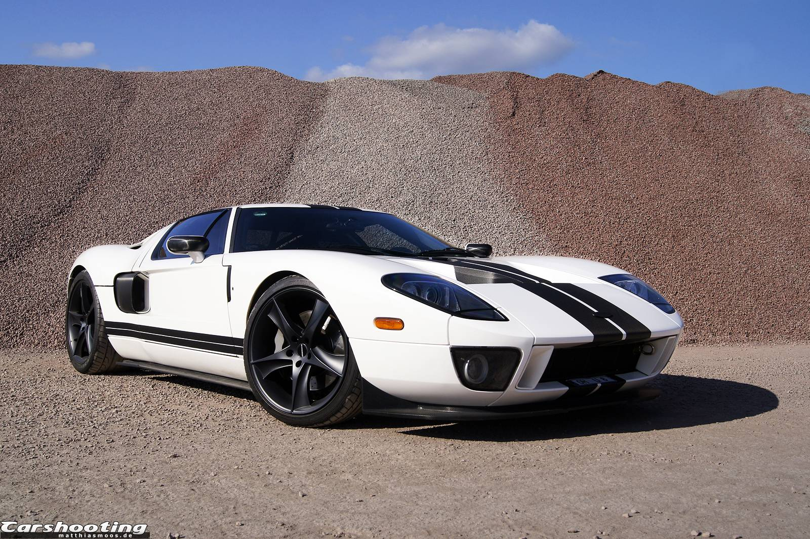 2007 Hennessey Ford GT1000 Twin Turbo supercar g-t g wallpaper ...