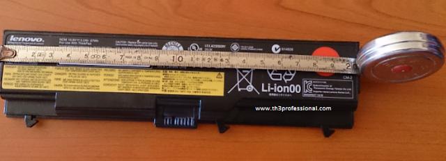 معايرة البطارية  battery Calibration