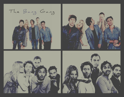 The Bang Gang por barusse