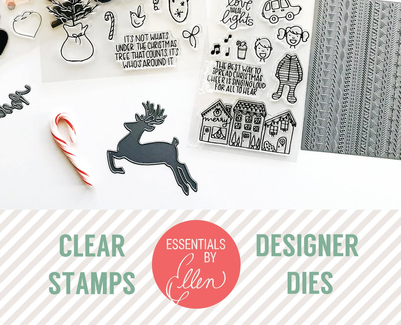 Ellen Hutson LLC, Essentials by Ellen 2016 Holiday Release