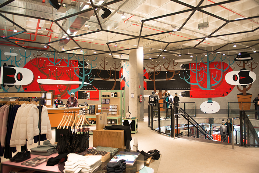 the petticoat urban outfitters generator hostels barcelona opening  6