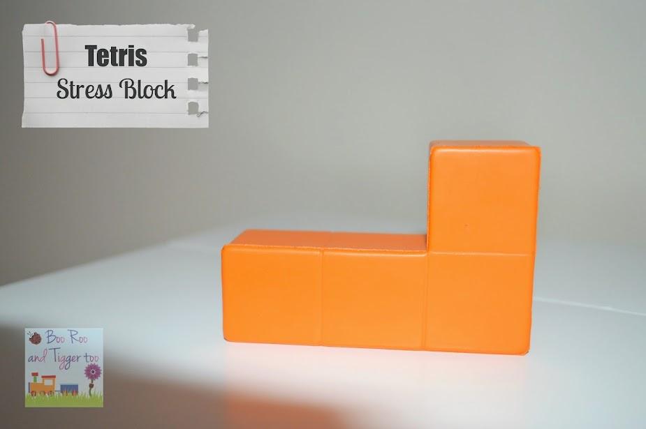 Tetris - Stress Block