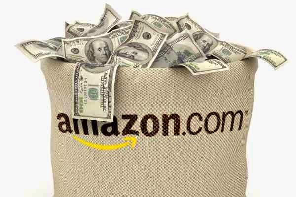 λεφτά από το Amazon