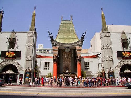 Det kinesiske teater Grauman, Los Angeles