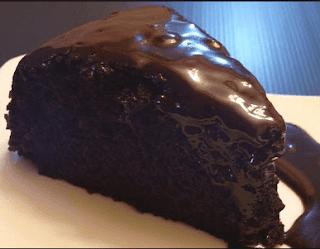 Resepi Simple Kek Coklat Cheese yang Enak