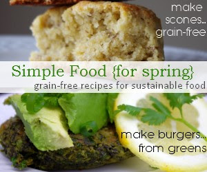 Simple Food for Spring
