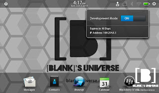 Android apps on Playbook