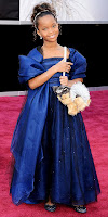 Кувенжане Уолис на Оскари 2013