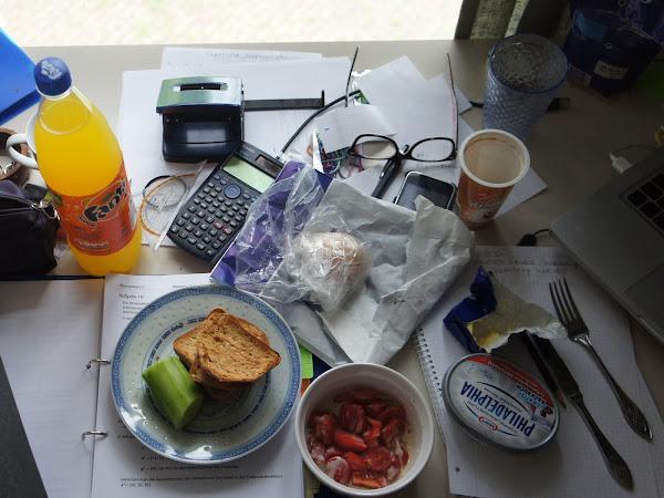 glutenfrei auf 16qm im Studentenwohnheim