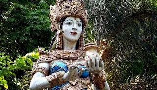 Penampakan Paras Cantik Dewi Kilisuci Legenda Gunung Kelud