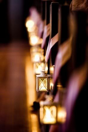 Candle Lanterns For Weddings