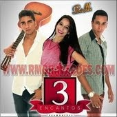 Banda 3 Encantos 2015 - CD Incomparável [ Promocional ]