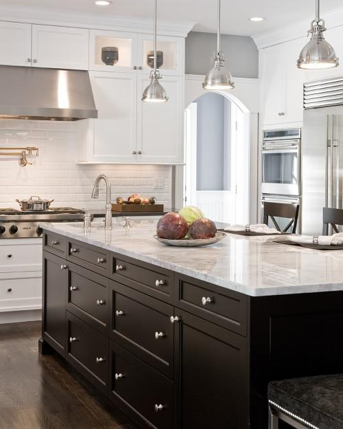 The Breathtaking White kitchen cabinets paint color ideas Digital Imagery