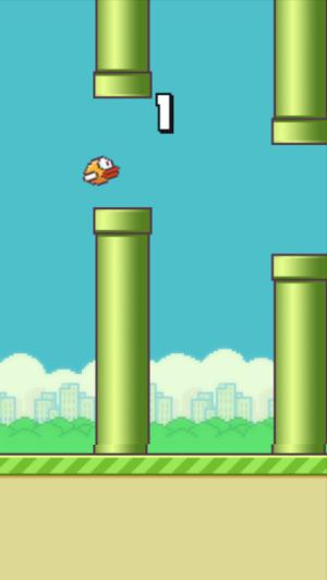 Download Flappy Bird 1.3 APK - Game Kontroversi Yang Bisa Membuat Frustasi