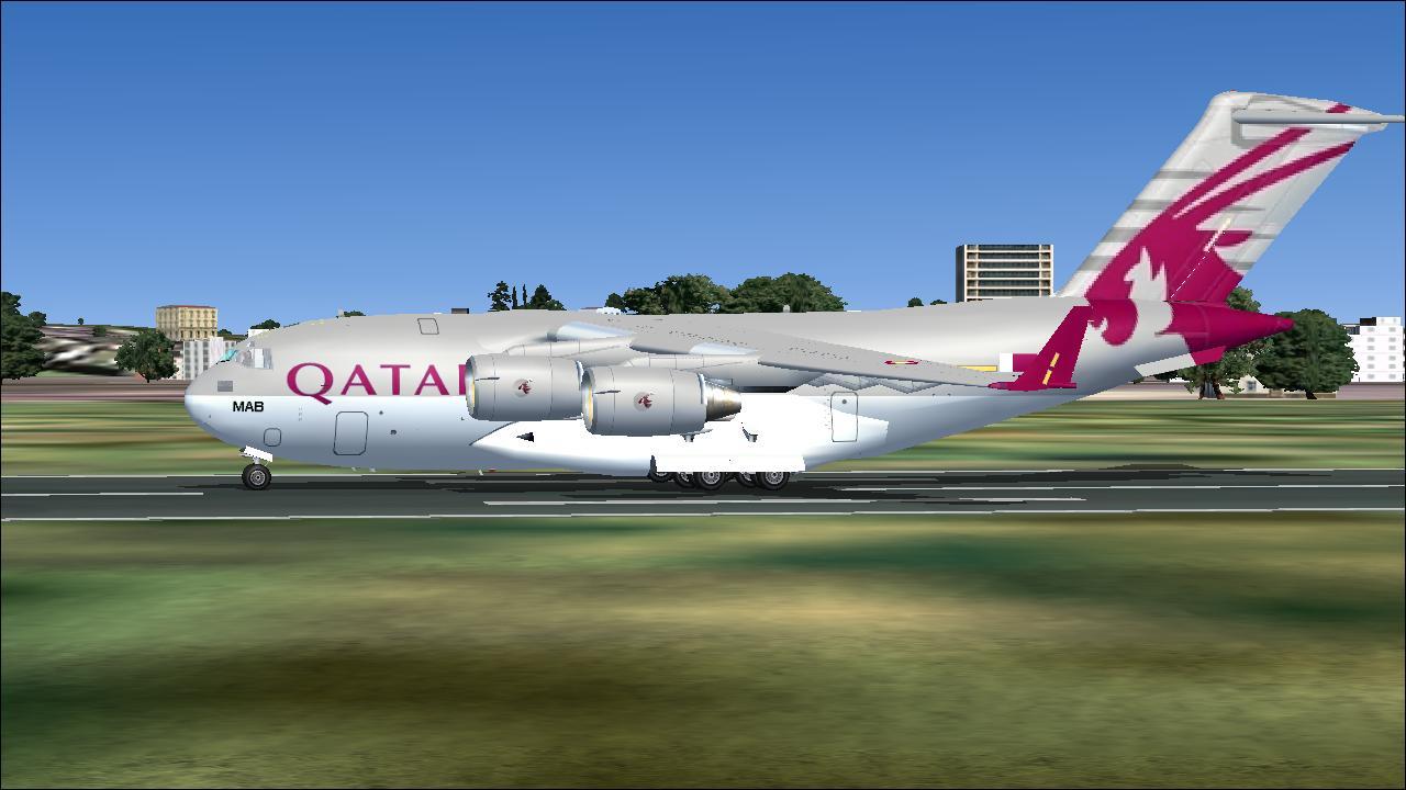 simMarket: VIRTAVIA - C-17A GLOBEMASTER