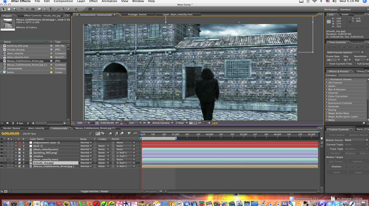 Adobe after effect v6 5 professional