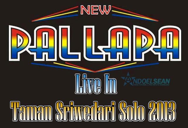 New palappa live in taman sriwedari solo 2013