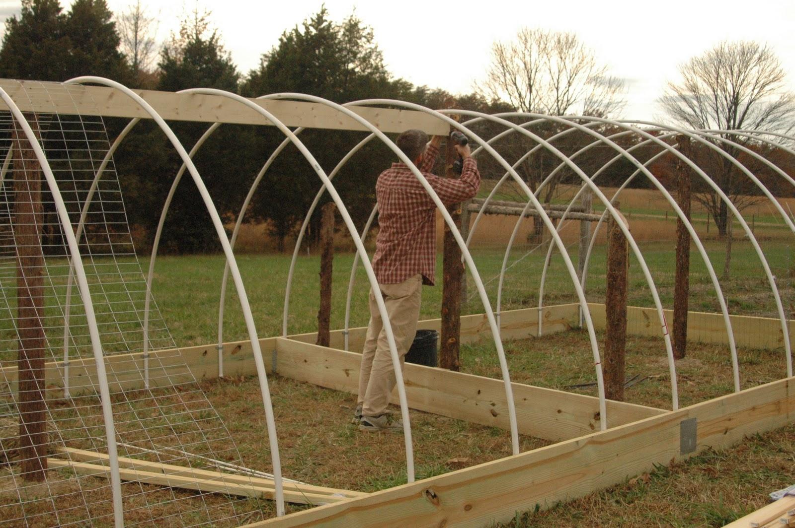 Green Legacy Farm Hoop House Ii