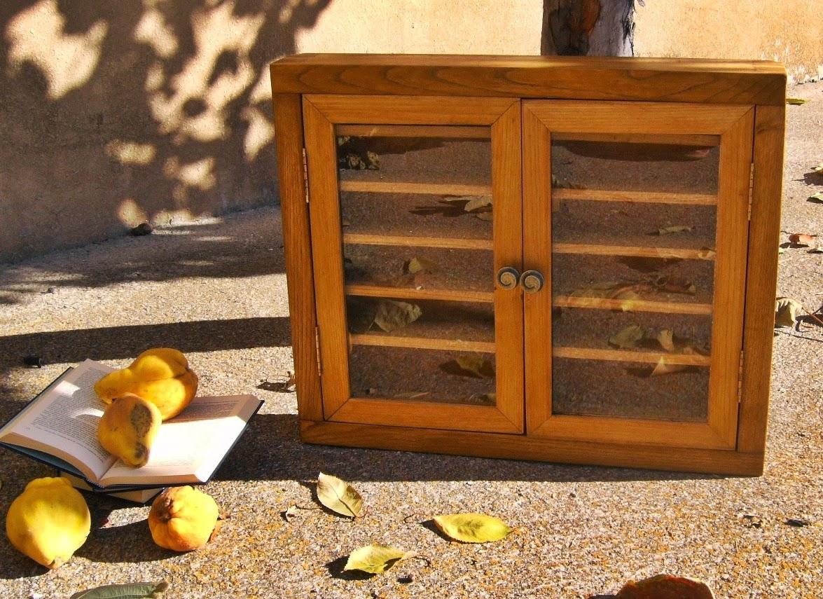 Mueble para colecciones - Estanterias para dedales ...
