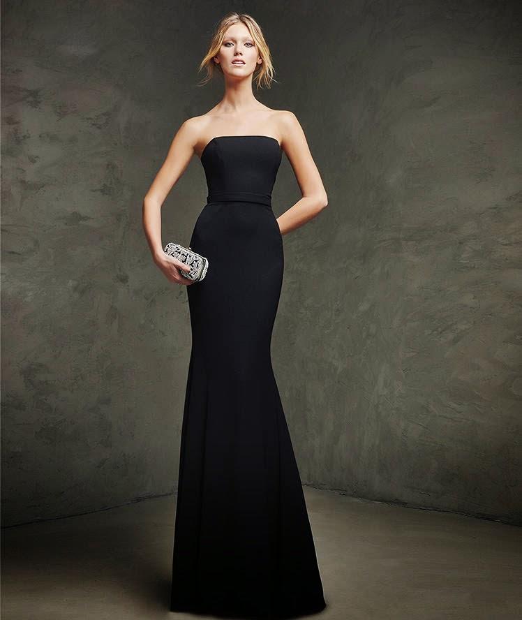 Extravagant Formal Black Tie Evening Dresses 2015