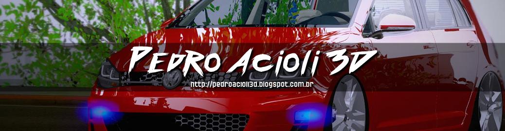 Pedro Acioli 3D
