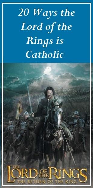 The Catholic Tolkein