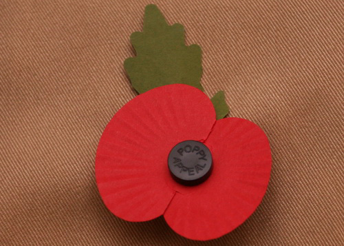 Remembrance Poppy Appeal