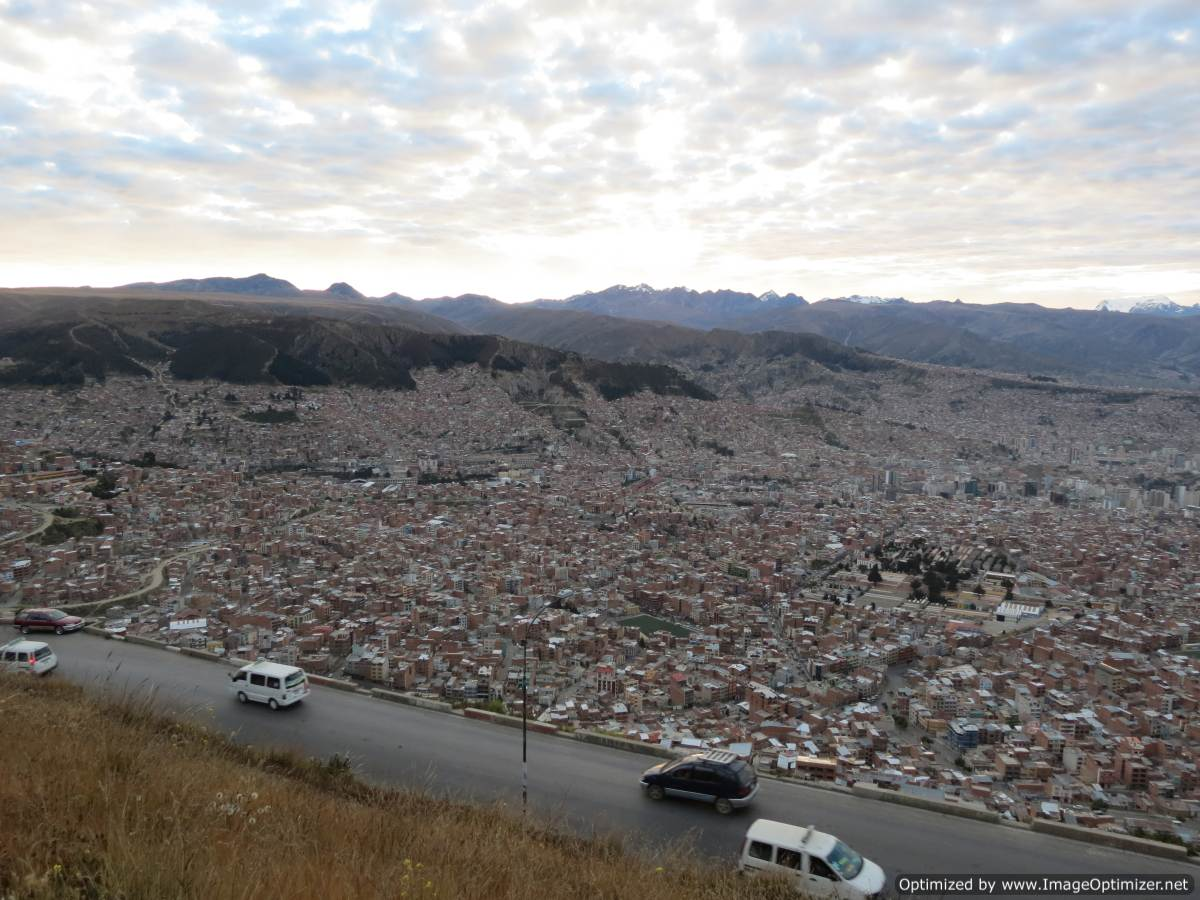 A trip to Bolivia – Part 1