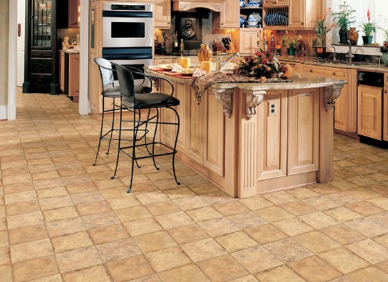 How Can Vinyl Tiles Flooring Be The Perfect Floor?