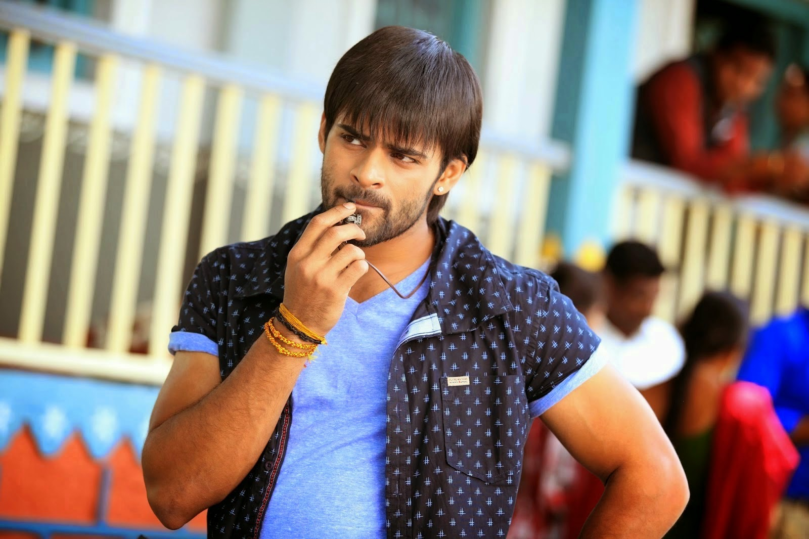 Sai Dharam Tej Latest Stills From Pilla Nuvvu Leni jeevitham