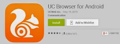 Awas! UC Browser for Android Diduga Menjadi Alat Penyadap NSA