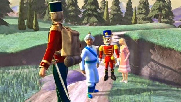 Watch Barbie In The Nutcracker 2001 Full Movie Online: Barbie In The Nutcracker (2001)-Free Barbie Movies