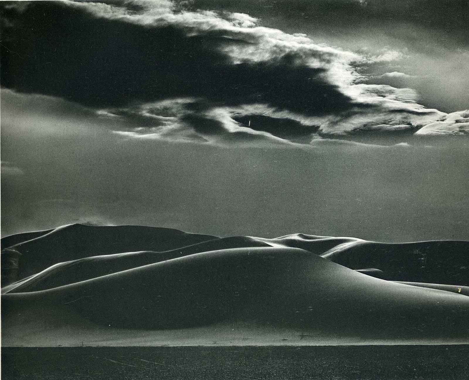 The Photography Files Brett Weston