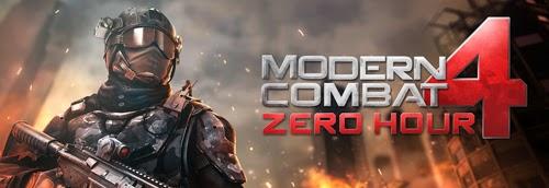 iPhone/iPad Game Hacks & Cheats: Modern Combat 4 Credits Hack
