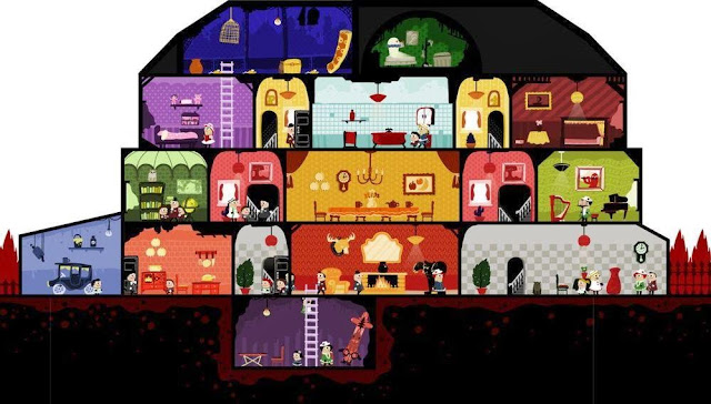 Free Games - Haunt The House