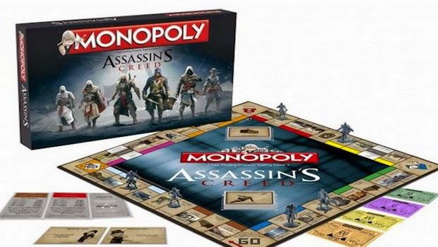 Game Assassin's Creed Monopoly Dengan Harga 800 Ribu