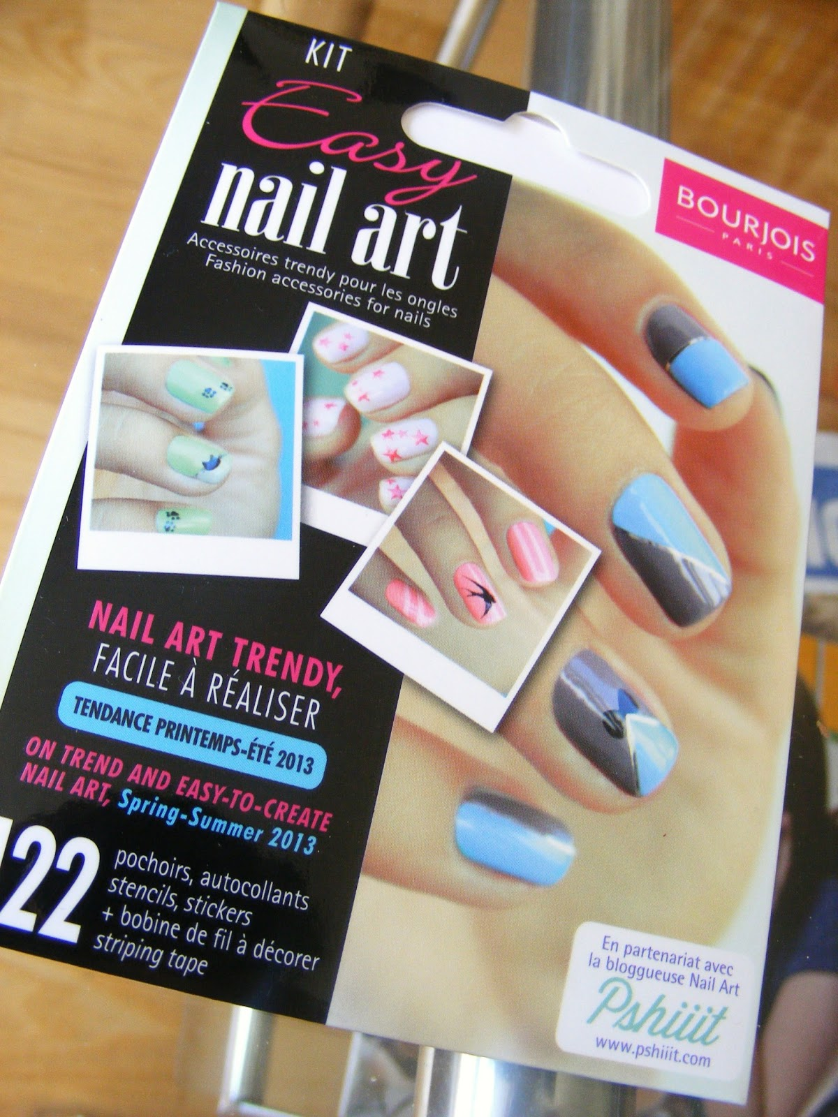 Nails- Bourjois Nail Art Kit || Review || | oh hey there rachel