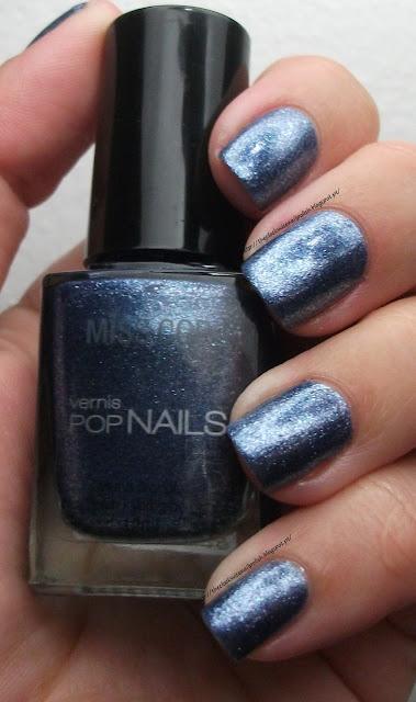 Miss Cop Les Blue Jeans Nº6 - Indigo