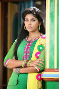 Anjali latest photos in green churidar-thumbnail-11