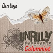 Unruly Paper Arts Columnist