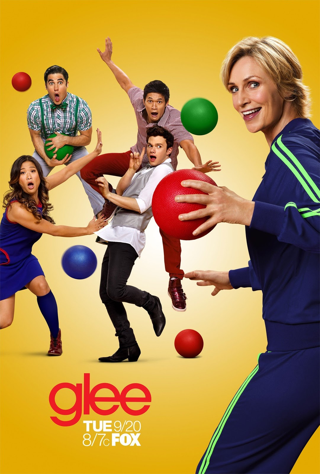 Glee Poster Gallery5   Tv Series Posters and Cast